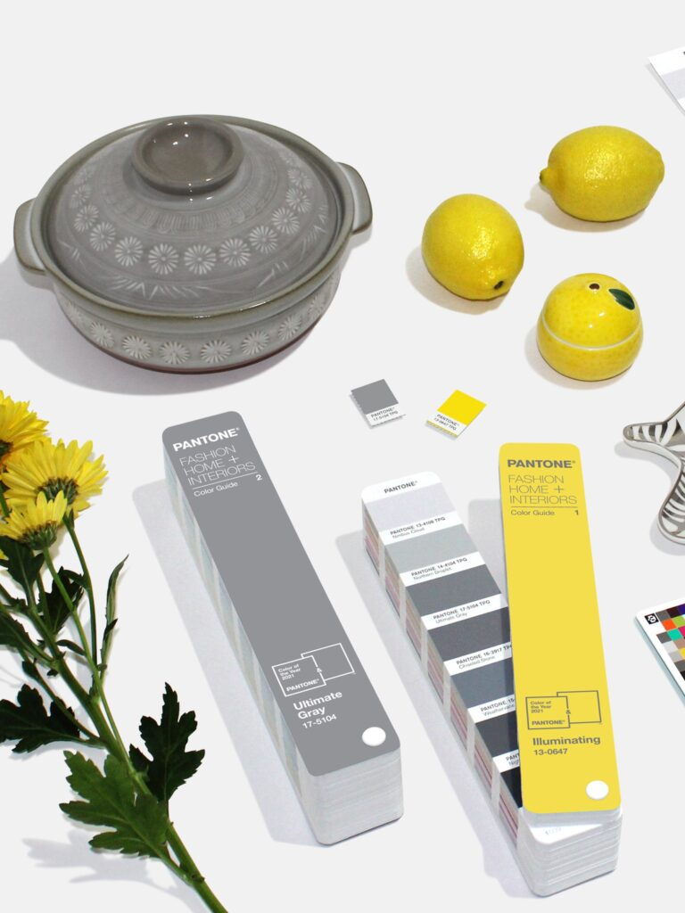 pantone colour of the year for home decor